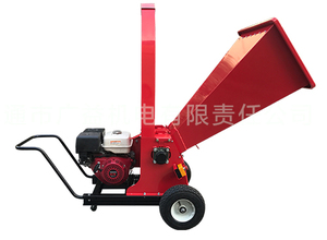 GYFS-90Hand-pulled tree (branch) slicer/shredder